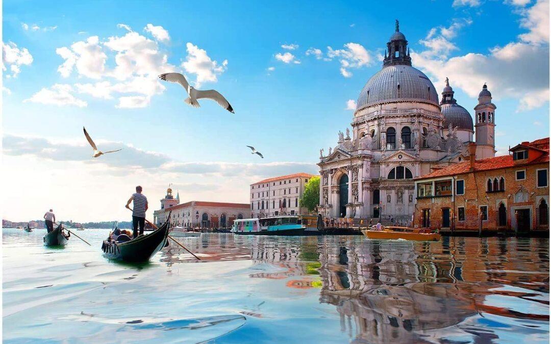 Uscita a Venezia